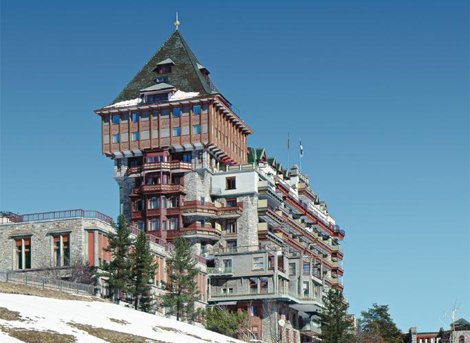 Badrutt S Palace Hotel Ag
